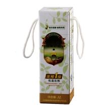 得尔乐 有机山茶油冷榨一级1L 油