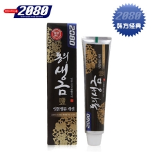 2080 东医生金牙膏120g