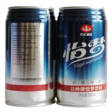 以岭牌 怡梦 350ml 保健饮料 改善睡眠 失眠