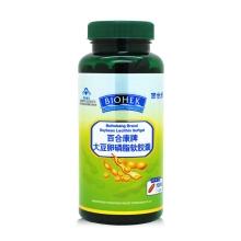 百合康牌大豆卵磷脂软胶囊 1.2g*100粒