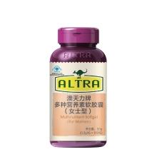 澳天力牌多种营养素软胶囊(女士型) 0.5g*100s