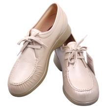 OTAFUKU健康磁疗鞋女款ヘルシー21 0款(象牙白38码)