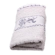 欢静 战马车提缎竹纤维方巾