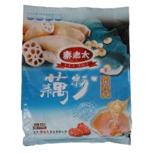 秦老太630g加钙型藕粉  效期至2018年2月