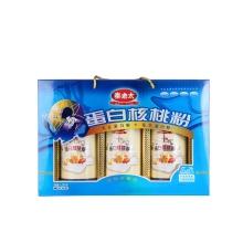 秦老太双蛋白核桃粉礼盒1050g
