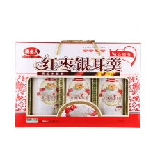 秦老太红枣银耳羹礼盒1440g