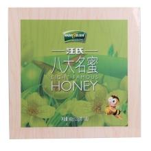 汪氏牌八大名蜂蜜960g礼盒装