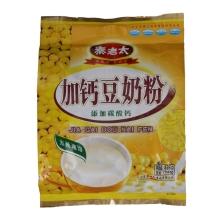 秦老太595g加钙豆奶粉