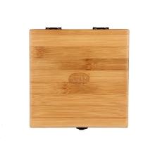 元気道场抗酸化(氧化)茶叶罐盒装(紫砂段泥铜环款)