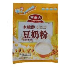 秦老太510g木糖醇高钙豆奶粉