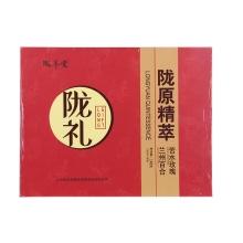 陇萃堂陇原精粹A款(百合、玫瑰)140g