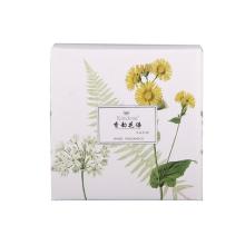 金王 香韵花语水晶杯蜡-白茶