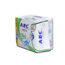 ABC日用纤薄网感棉柔表层卫生巾8片(含澳洲茶树精华)