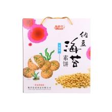衡膳堂纳豆海苔素饼 1000g 饼干