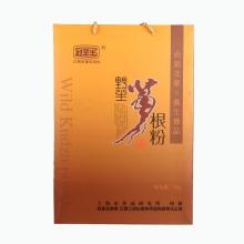 冠圣生牌尊品野生葛根粉 250g×4盒/礼盒