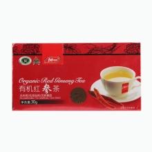 加一有机红参茶(长盒) 30g(1.5gx20)