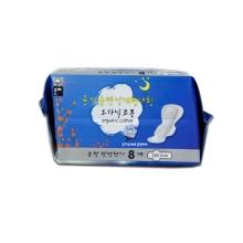 """""""恩芝""""卫生巾 纯棉夜用285mm 8P"""