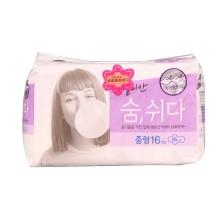 """Kleannara/可绿纳乐  """"动感美人""""系列3D 立体卫生巾16P"""