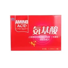 上普牌 铁锌氨基酸口服液(无糖型)红色250ml×4瓶