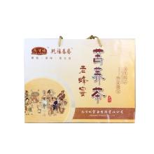 乐百味老蜂蜜苦荞茶礼盒100g+500g  此产品效期至2017年4月 介意者慎拍!