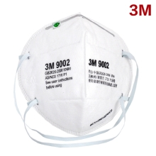 3M防颗粒物口罩9002(头戴式) 单只  雾霾