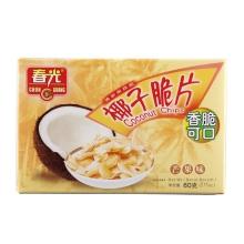 春光椰子脆片 芒果味 60g