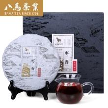 八马枣香普洱 357g 普洱茶 熟茶