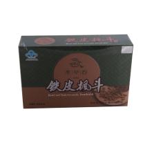 本草春-铁皮枫斗胶囊 0.4g*24粒*3瓶