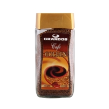 田家 格兰特金牌黑咖啡(速溶) 100g