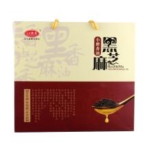 百年徐府 黑芝麻香油礼盒300ml*4瓶