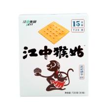 江中猴姑苏打饼干720g(15天装)