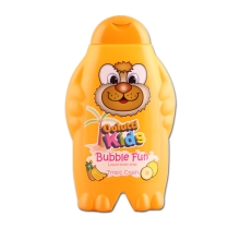 德露宝 儿童泡泡乐液体皂(热带水果味) 500ml