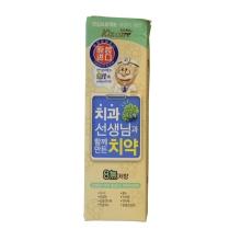 芜琼花 8无儿童牙膏(葡萄味)80G