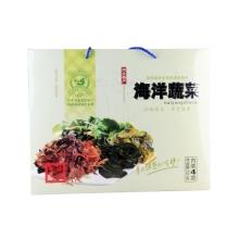 家家缘 海洋蔬菜-内涵4种单品 520g 河北特产