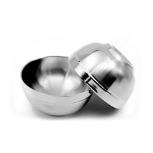 瑞士路卡酷 LUCUKU 高级不锈钢对碗