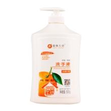 橙乐工坊抑菌洗手液(冰爽柠檬)500g