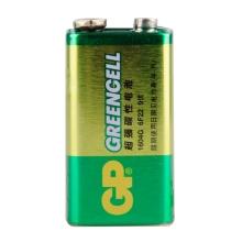超霸1粒9伏收缩装电池