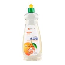 橙乐工坊生态抑菌洗洁精600g