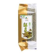 谷道粮原真空绿豆(印金版)550g/盒