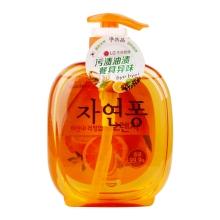 净然品(香橙甜香)洗洁精500g
