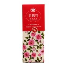 以岭 玫瑰花茶珍(固体饮料)12g/盒 以岭茶珍