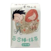 台竹乡百合棒抹茶味  120g