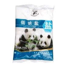 熊猫低钠盐 250g