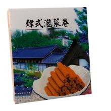 豆豆呷足韩式泡菜卷(饼干)  100g