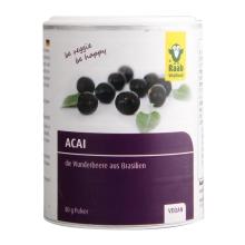 鸦哺阿萨伊果(巴西莓)粉固体饮料 80g