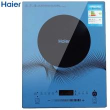 海尔电磁炉C21-B3123  超薄家用定时火锅电磁炉 送汤锅炒锅