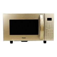 海尔微波炉MZLA-2380EGCZ  电脑版23L大容量,特有蒸汽功能,8大辅助功能,17大烹饪功能,自动翻热,烧烤组合,省电