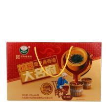 大名府 初榨黑芝麻香油礼盒 250mL×4瓶