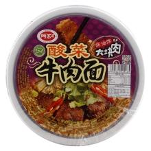 阿莎力酸菜牛肉面(非油炸)