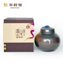 华祥苑百年藏仓普洱茶357g 熟